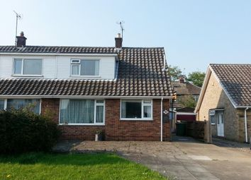 Thumbnail 3 bed semi-detached house to rent in Wayside Crescent, Bridlington