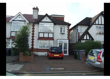 Thumbnail 4 bed semi-detached house to rent in The Glen, Wembley