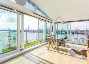 Thumbnail 3 bed flat for sale in Pacific Wharf, 165 Rotherhithe Street, London
