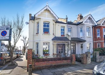 Thumbnail 4 bed end terrace house for sale in Lavenham Road, Southfields, London