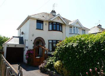 3 bed semi-detached house for sale in Paignton, Devon TQ3