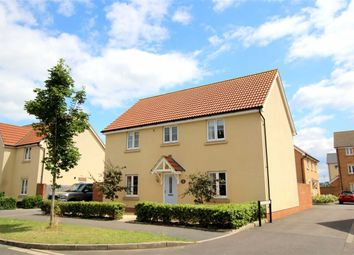Thumbnail 4 bed detached house for sale in The Finches, Portishead, North Somerset