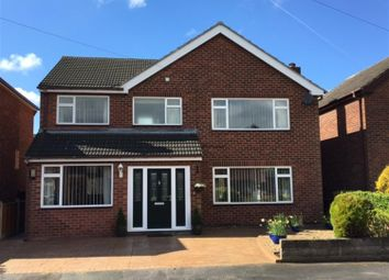 Thumbnail 4 bed detached house for sale in Woodside Avenue, Frodsham, Cheshire