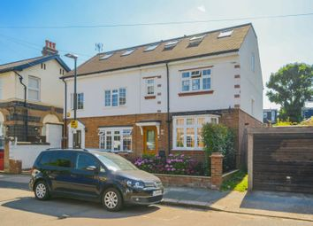 Thumbnail 4 bed semi-detached house for sale in March Road, Twickenham
