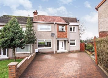 Thumbnail 5 bed semi-detached house for sale in Crosslet Avenue, Dumbarton