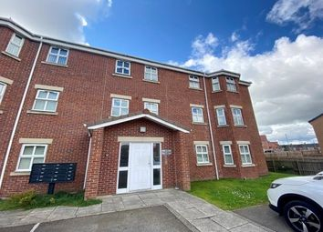 Thumbnail 1 bed flat to rent in Throstlenest Avenue, Darlington