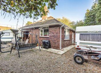 Thumbnail 2 bed detached bungalow for sale in Heath End Road, Baughurst, Tadley