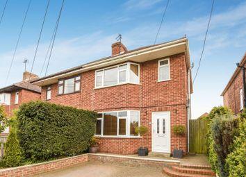 Thumbnail 3 bed semi-detached house for sale in Abingdon Road, Drayton, Abingdon
