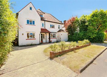 Thumbnail 4 bed detached house for sale in Beech Walk, Ewell, Epsom