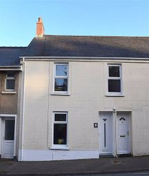 Thumbnail 3 bed terraced house for sale in Barn Street, Haverfordwest