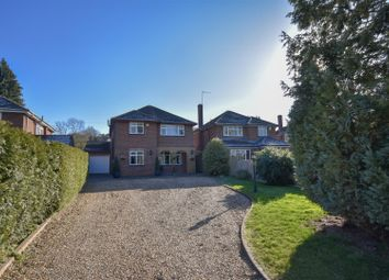 Thumbnail 4 bed detached house for sale in Knolls View, Totternhoe, Dunstable