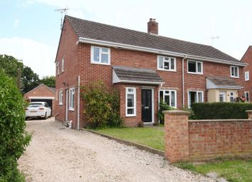 Thumbnail 3 bed semi-detached house for sale in Chalky Road, Broadmayne