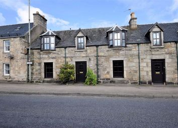 Thumbnail 2 bed terraced house for sale in Castle Road, Grantown-On-Spey