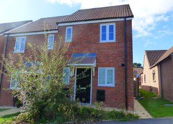 Thumbnail 2 bed semi-detached house to rent in Lawton Farm Way, Leegomery, Telford
