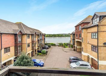 Thumbnail 1 bed flat for sale in Hathaway Court, Esplanade, Rochester