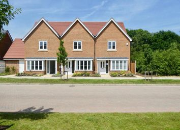 Thumbnail 2 bed terraced house to rent in Beacon Avenue, Kings Hill, West Malling