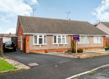 Thumbnail 2 bed semi-detached bungalow for sale in Hertford Road, Bishops Cleeve, Cheltenham