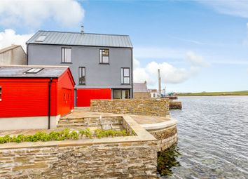 Thumbnail 3 bedroom detached house for sale in Graham Place, Stromness, Orkney