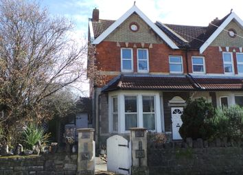 Thumbnail 2 bed flat to rent in Ashcombe Road, Weston-Super-Mare