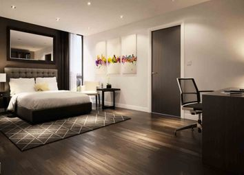 Thumbnail 1 bed flat for sale in One Wolstenholme Square, Gradwell Street, Liverpool