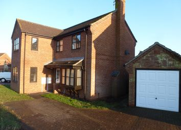 Thumbnail 4 bed detached house to rent in St. Benedicts Road, Brandon