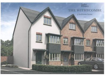 Thumbnail 3 bed terraced house for sale in Chamberlain Avenue, Exmouth, Devon