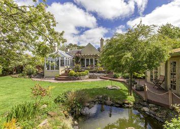 Thumbnail 4 bed detached house for sale in Greenbraes, Nine Mile Burn, Midlothian