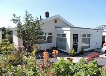 Thumbnail 3 bed detached bungalow for sale in Ffordd Bryngwyn, Garden Village, Gorseinon