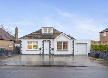 Thumbnail 5 bed detached bungalow for sale in 5 Craigmount Crescent, Corstorphine, Edinburgh
