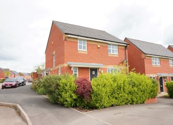 Thumbnail 4 bedroom detached house for sale in Essington Way, Brindley Villiage, Stoke-On-Trent