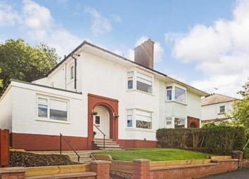 Thumbnail 3 bedroom semi-detached house for sale in Balcarres Avenue, Kelvindale, Glasgow