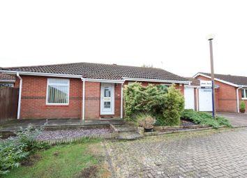 Thumbnail 3 bed detached bungalow for sale in Kemble Court, Downhead Park, Milton Keynes