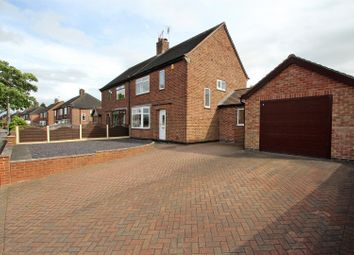 Thumbnail 3 bedroom semi-detached house for sale in Southdale Drive, Carlton, Nottingham