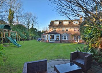 Thumbnail 6 bed detached house for sale in Wigton Park Close, Alwoodley, Leeds, West Yorkshire
