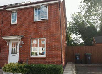 Thumbnail 2 bedroom semi-detached house for sale in Harris Yard, Saffron Walden