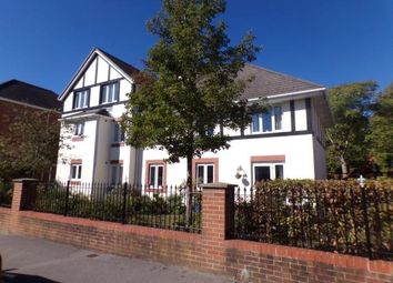 Thumbnail 2 bed flat for sale in Clarence Road, Fleet, Hampshire