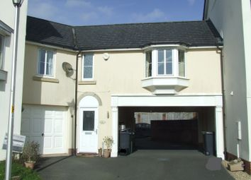 Thumbnail 3 bed terraced house to rent in Westaway Heights, Barnstaple