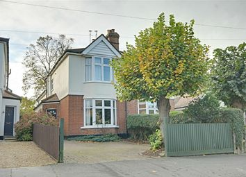 Thumbnail 4 bed semi-detached house for sale in Sheering Mill Lane, Sawbridgeworth, Herts