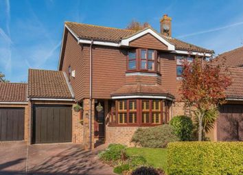 Thumbnail 4 bed link-detached house for sale in Turners Field, Downley, High Wycombe
