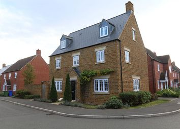 Thumbnail 5 bed detached house for sale in Millers Way, Middleton Cheney, Banbury, Northamptonshire