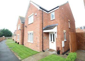 Thumbnail 3 bedroom detached house for sale in St. Catherines Way, Bishop Auckland