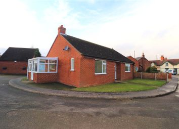 Thumbnail 2 bed bungalow for sale in Middle Street, Dunston, Lincoln, Lincolnshire