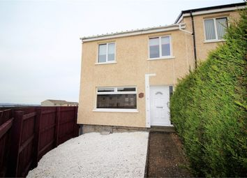 Thumbnail 3 bed end terrace house for sale in Blackcraigs, Kirkcaldy, Fife