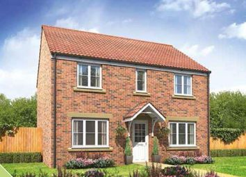 Thumbnail 4 bed detached house for sale in Plot 1, The Chedworth, Windmill View, Peterborough