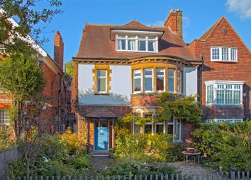 Thumbnail 6 bed semi-detached house for sale in St. Albans Road, London
