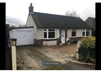 Thumbnail 3 bed bungalow to rent in Hilltop Road, Dronfield