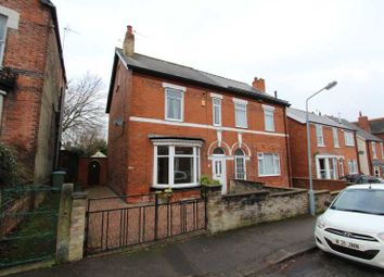 Thumbnail 4 bed semi-detached house for sale in Cromwell Road, Chesterfield