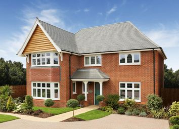 "Thumbnail 4 bed detached house for sale in ""Balmoral"" at Walnut Lane, Hartford, Northwich"