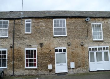 Thumbnail 1 bed cottage to rent in Kings Arms Court, Thrapston, Kettering