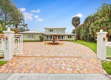 Thumbnail 3 bed property for sale in 418 Beach Curve Rd, Lantana, Fl, 33462
